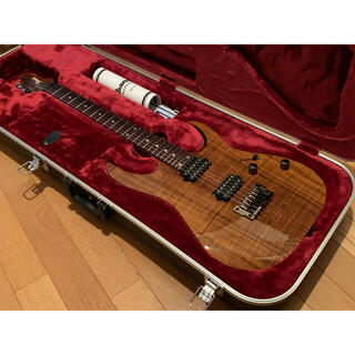 アイバニーズ(Ibanez)のIbanez Prestige  RG652KFX Koa Brown(エレキギター)