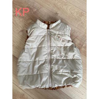 ニットプランナー(KP)のニットプランナー  kp ベスト  140(ジャケット/上着)