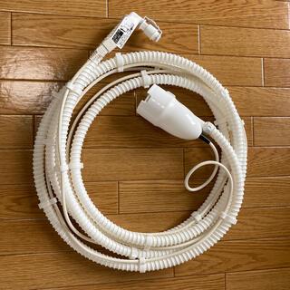 シャープ(SHARP)のSHARP 洗濯機 ふろ水ホース ES-TX8D(洗濯機)