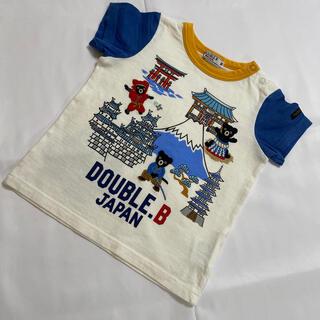 ダブルビー(DOUBLE.B)のDOUBLE.B 3(Tシャツ/カットソー)