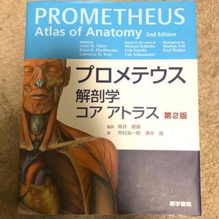プロメテウス解剖学コアアトラス 第2版(健康/医学)