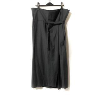 ENFOLD - エンフォルド ロングスカート サイズ36 S -