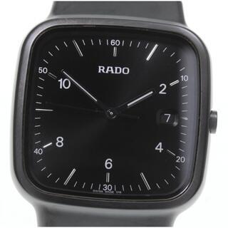 ラドー(RADO)のラドー ダイアスター デイト 157.0888.3 クォーツ メンズ 【中古】(腕時計(アナログ))