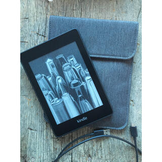 Kindle Paperwhite 第10世代 Wi-Fi 8GB 広告なし(電子ブックリーダー)