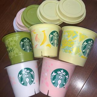 Starbucks Coffee - スタバ スターバックス プリンカップ