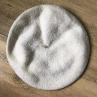 GRL - 白いベレー帽