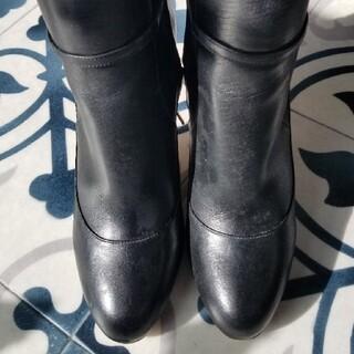 サルヴァトーレフェラガモ(Salvatore Ferragamo)のフェラガモ ブーツ ショートブーツ 靴(ブーツ)