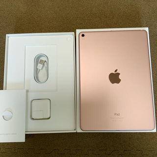Apple - APPLE iPad Pro 9.7 WI-FI 128GB ローズゴールド