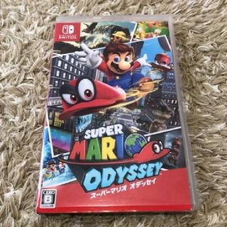 Nintendo Switch - Switch  スーパーマリオ オデッセイ