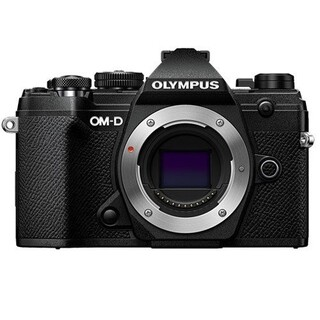 オリンパス(OLYMPUS)のオリンパスOM-D E-M5markⅢボディ新品同様メーカー保証(ミラーレス一眼)