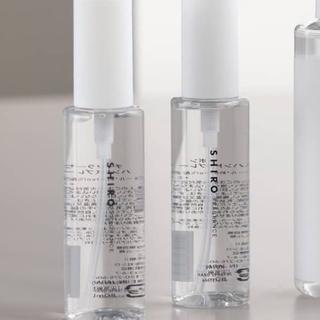 shiro - SHIROアルコールスプレー 消毒 オードパルファン
