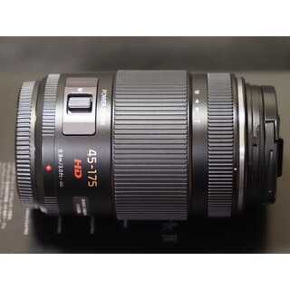 Panasonic - パナソニックLUMIX G X VARIO PZ 45-175mm美品!