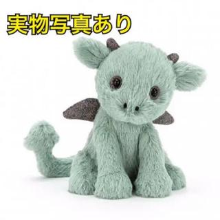 jellycat ドラゴン ぬいぐるみ(ぬいぐるみ)