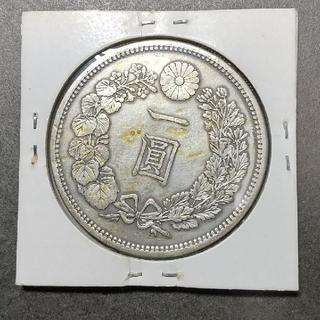 古銭 一圓貨幣 明治11年製(貨幣)