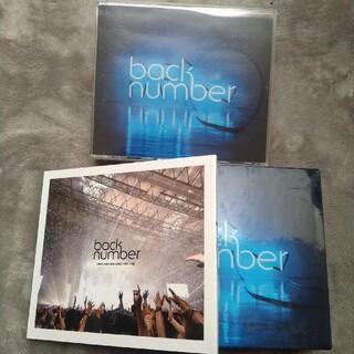 バックナンバー(BACK NUMBER)の【ベストアルバム】アンコール(初回限定盤A/DVD ver.)(ポップス/ロック(邦楽))