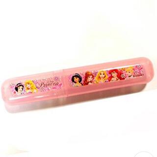 ディズニー(Disney)のプリンセス 歯ブラシケース(歯ブラシ/歯みがき用品)