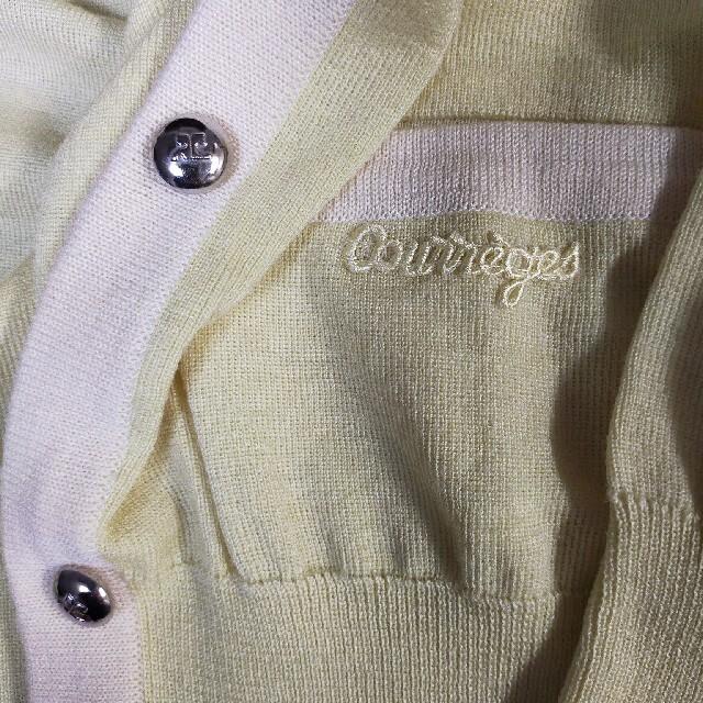 Courreges(クレージュ)の✦Courreges✦   ヴィンテージ    ニット  アンサンブル   レディースのトップス(アンサンブル)の商品写真