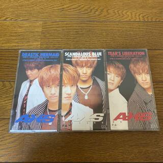 送料込★ access 8センチCD 3枚セット(ポップス/ロック(邦楽))