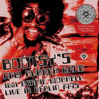 BOOTSY'S NEW RUBBER BAND / LIVE 1995(ポップス/ロック(洋楽))