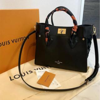 LOUIS VUITTON - 新品♡ルイヴィトン オンマイサイド ノワール ブラック ショルダー バッグ