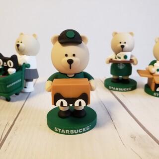 スターバックスコーヒー(Starbucks Coffee)のスターバックス中国 オンライン限定 宅急便 べアリスタ (ぬいぐるみ)