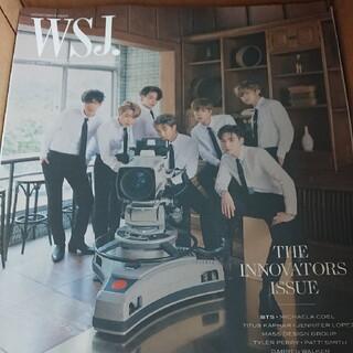ボウダンショウネンダン(防弾少年団(BTS))のWSJ 2020年11月 BTS表紙(音楽/芸能)