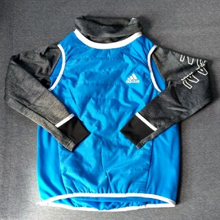 アディダス(adidas)の新品!アディダス adidas 裏起毛トレーニングトップ140(Tシャツ/カットソー)