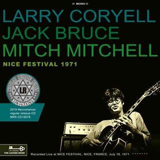 LARRY CORYEL, JACK BRUCE & MITCH MITCHEL(ポップス/ロック(洋楽))