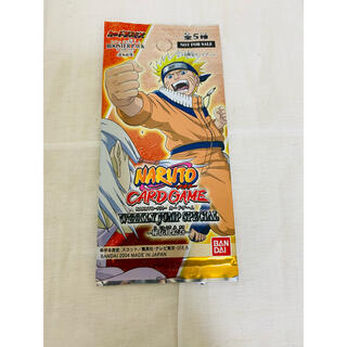 シュウエイシャ(集英社)のNARUTO 限定カードパック(カード)