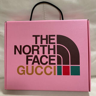 Gucci - 1/6発売!完売品!GUCCI THE NORTH FACE ロゴ入り ブルゾン