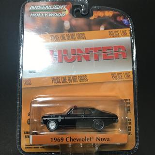 1969 CHEVROLET®︎ NOVA(ミニカー)