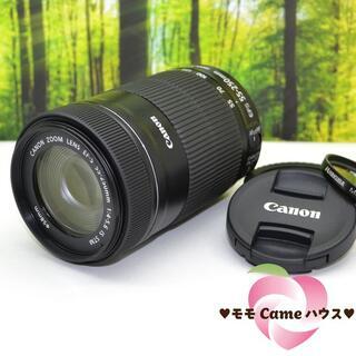 キヤノン(Canon)のキヤノン EF-S 55-250㎜ IS STM☆新型望遠レンズ☆1402(レンズ(ズーム))