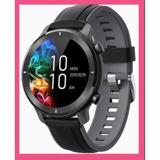Apple Watch - 【スマートブレスレット 腕時計 11類スポーツモード SNS通知】