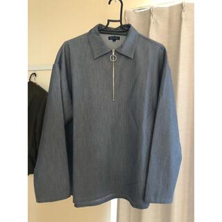 URBAN RESEARCH - ハーフジッププルオーバーシャツ シャツ アーバンリサーチ ニット アウター