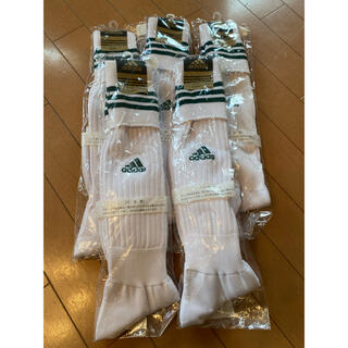 アディダス(adidas)のサッカーソックス5セット(ウェア)