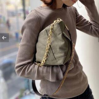 L'Appartement DEUXIEME CLASSE - グッドグリーフ Canvas Cluch Bag(L)