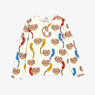 ミナペルホネン(mina perhonen)のMINIRODINI E.T 長袖 68/74(Tシャツ)