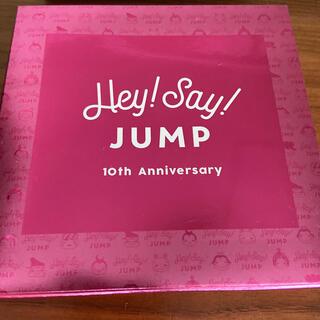 ヘイセイジャンプ(Hey! Say! JUMP)のHey!Say!JUMP 10周年記念品パスケース(アイドルグッズ)