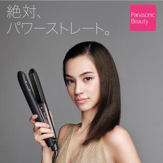 パナソニック(Panasonic)のPanasonic  ストレートアイロン ナノケア EH-HS99(ヘアアイロン)