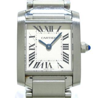 Cartier - カルティエ 腕時計 タンクフランセーズSM