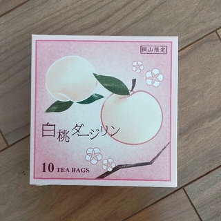 LUPICIA - ルピシア 白桃ダージリン 10包 岡山限定