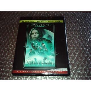 ローグ・ワン/スター・ウォーズ 4K UHD BD 日本語有 (外国映画)
