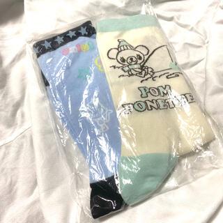 ポンポネット(pom ponette)のポンポネット 靴下 23-25cm(ソックス)