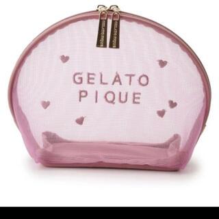 gelato pique - gelatopique ポーチ