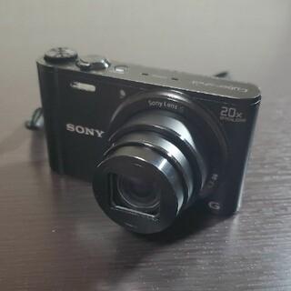 ソニー(SONY)のSONY サイバーショット DSC-WX300(B)(コンパクトデジタルカメラ)