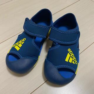 アディダス(adidas)のアディダス サンダル 16cm(サンダル)
