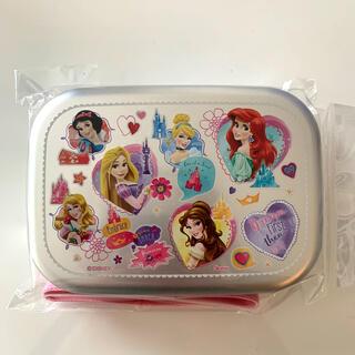 ディズニー(Disney)のプリンセス アルミ お弁当箱 弁当箱 ランチボックス 370ml(弁当用品)