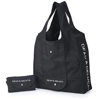 DEAN & DELUCA - DEAN&DELUCAディーンアンドデルーカ エコバッグ ショッピングバッグ 黒