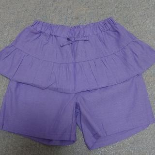 サンカンシオン(3can4on)の[ 新品 ](ちっち様専用)3can4onキュロットスカート140cm(スカート)