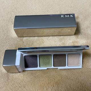 アールエムケー(RMK)のRMK ザ ベーシック4アイズ(アイシャドウ)